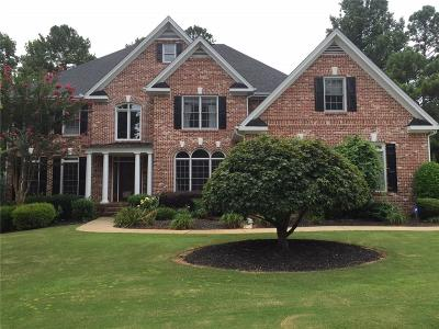 Acworth Single Family Home For Sale: 6255 Fernstone Trail NW