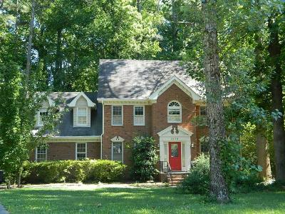 Snellville Single Family Home For Sale: 2678 Colony Circle