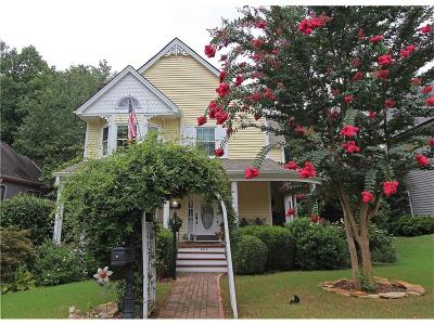 Dunwoody Single Family Home For Sale: 4616 Brierwood Place
