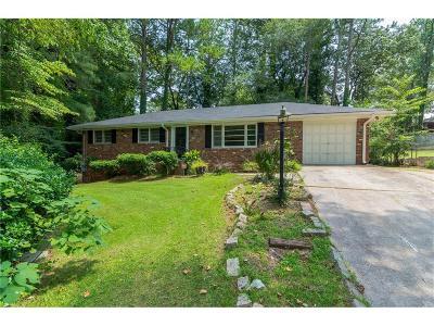 Single Family Home For Sale: 3251 Casa Linda Drive