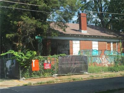 Single Family Home For Sale: 493 Winton Terrace NE