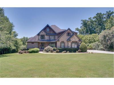 Canton Single Family Home For Sale: 101 Stephens Farm Drive