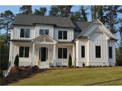Single Family Home For Sale: 6526 Cherry Tree Lane