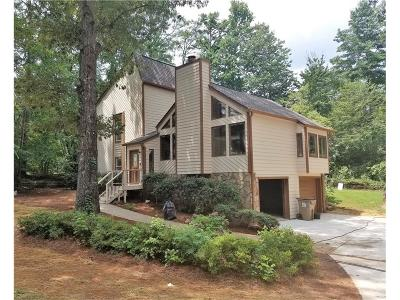 Marietta Single Family Home For Sale: 3211 Ethan Drive