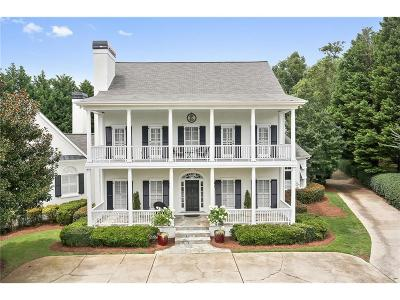 Marietta Single Family Home For Sale: 1890 Kirkmont Drive NW