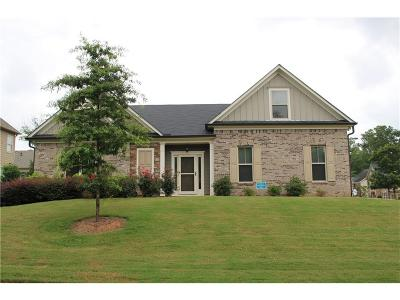 Austell Single Family Home For Sale: 6834 Winding Wade Trail
