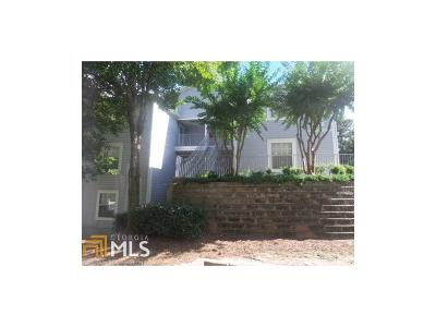 Brookhaven Condo/Townhouse For Sale: 1363 Keys Crossing Drive NE #B