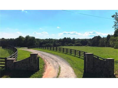 Coweta County Residential Lots & Land For Sale: Groover Road