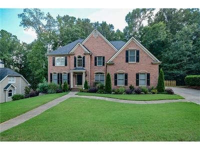 Kennesaw Single Family Home For Sale: 2611 Winterthur Main NW