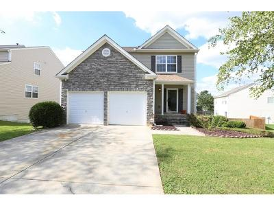 Single Family Home For Sale: 585 Sable View Lane