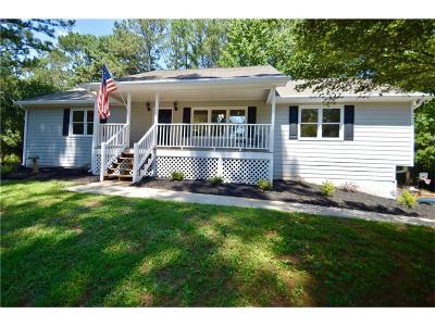 Canton GA Single Family Home For Sale: $332,400