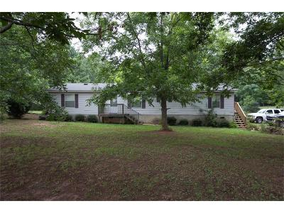 Walton County Single Family Home For Sale: 3020 Whitney Road
