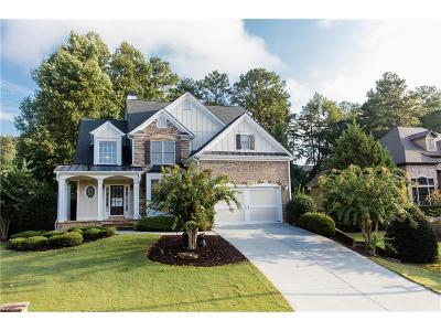 Powder Springs Single Family Home For Sale: 5596 Cathers Creek Drive