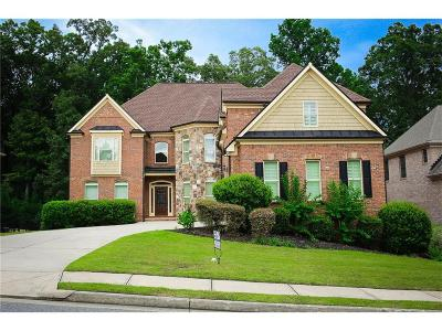 Lawrenceville Single Family Home For Sale: 1433 Chloe Drive