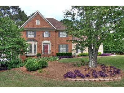 Cartersville Single Family Home For Sale: 3 Devon Court