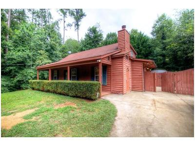 Cumming Single Family Home For Sale: 4815 Brookwood Drive