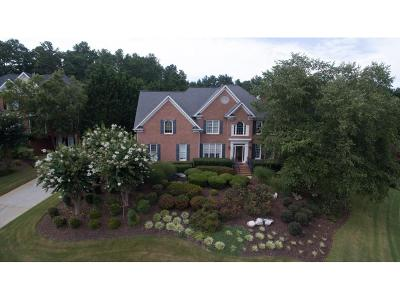 Johns Creek Single Family Home For Sale: 305 Willow Oak Court