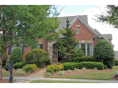 Braselton Single Family Home For Sale: 6037 Allee Way