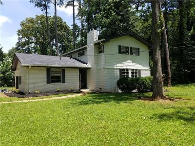 Marietta Single Family Home For Sale: 363 Mark Avenue