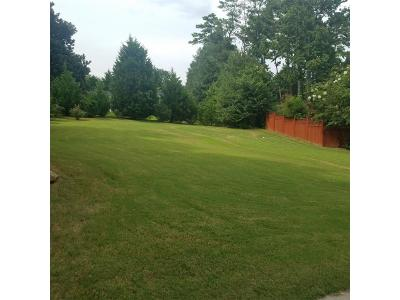 Roswell  Residential Lots & Land For Sale: 343 Pine Grove Road