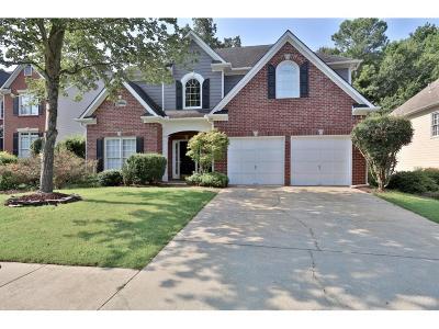 Single Family Home For Sale: 1857 Fox Chapel Drive