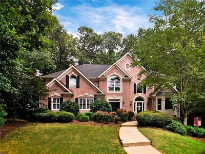 Woodstock Single Family Home For Sale: 649 Goldpoint Trace