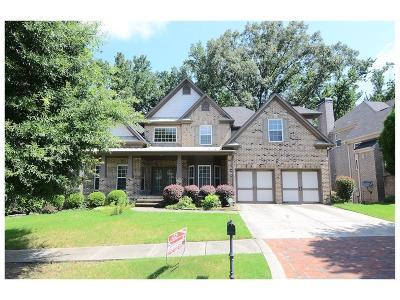Duluth Single Family Home For Sale: 2471 Cannon Farm Lane