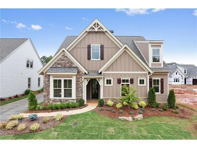 Woodstock Single Family Home For Sale: 322 Little Pine Lane