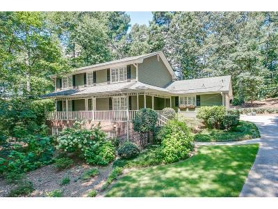 Snellville Single Family Home For Sale: 2553 Schooner Cove