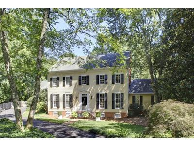 Single Family Home For Sale: 3024 Wellington Court SE