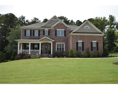 Powder Springs Single Family Home For Sale: 475 Scott Farm Drive