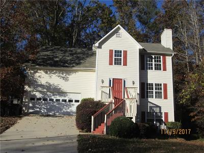 Snellville Single Family Home For Sale: 4525 Forrest Bend Court