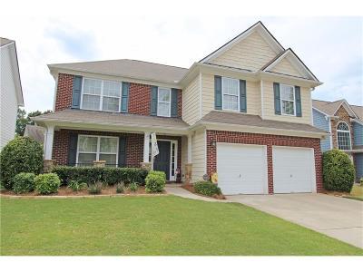 Canton Single Family Home For Sale: 125 Hidden Lake Circle