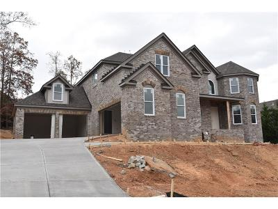 Buford Single Family Home For Sale: 3079 Hidden Falls Drive