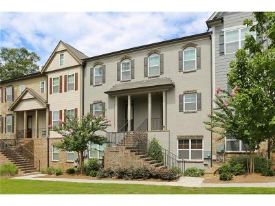 Brookhaven Condo/Townhouse For Sale: 2139 Havenwood Trail NE #2139