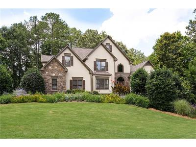 Cobb County Single Family Home For Sale: 851 Crossfire Ridge NW