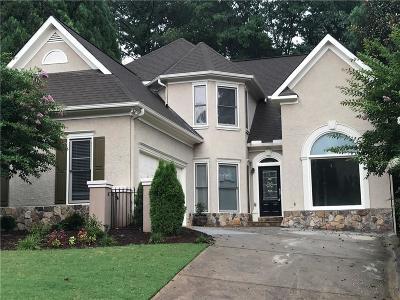 Woodstock Single Family Home For Sale: 611 Villa Estates Lane