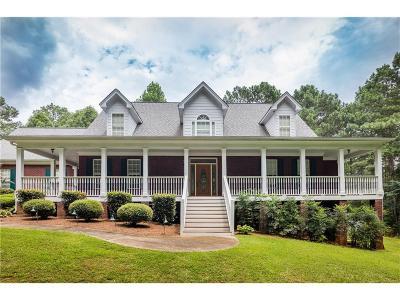Loganville Single Family Home For Sale: 4011 Miller Bottom Road