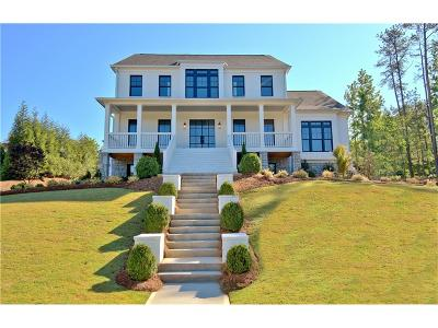 Peachtree City Single Family Home For Sale: 300 Watermark Drive