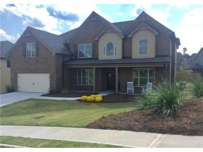 Dacula Single Family Home For Sale: 1363 Skipping Stone Court