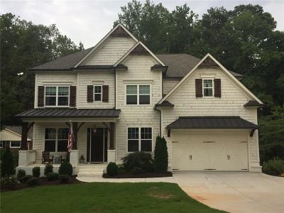 Single Family Home For Sale: 6158 Ferry Drive
