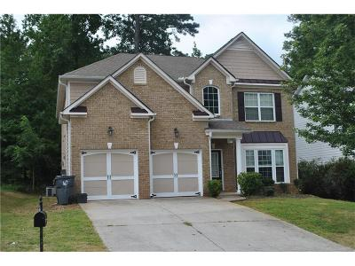 Lawrenceville Single Family Home For Sale: 337 Collins Glen Court
