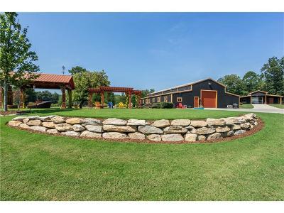Calhoun Land/Farm For Sale: 110 Darby Road
