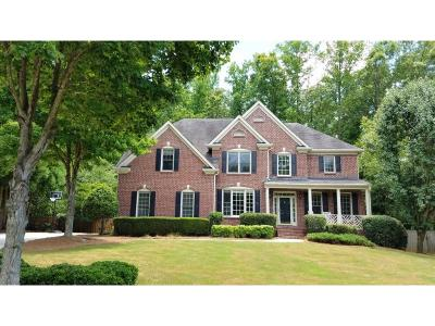 Alpharetta Single Family Home For Sale: 5020 Tahoe Pines Way