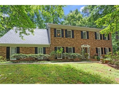 Marietta Single Family Home For Sale: 3588 Jefferson Township Parkway