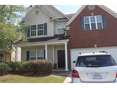 Braselton Single Family Home For Sale: 2611 Bald Cypress Drive