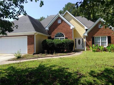 Loganville Single Family Home For Sale: 2395 Huntington Drive