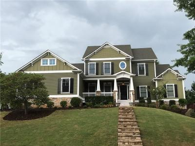 Kennesaw Single Family Home For Sale: 2014 Stone Pointe Drive NW