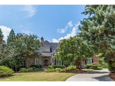 Acworth Single Family Home For Sale: 6334 Howell Cobb Court