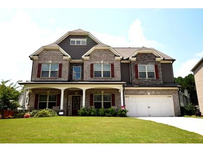 Powder Springs Single Family Home For Sale: 4473 Lily Brooke Court
